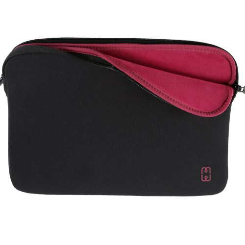 Black / Cherry Sleeve for MacBook Pro 13″ (late 2016) 2