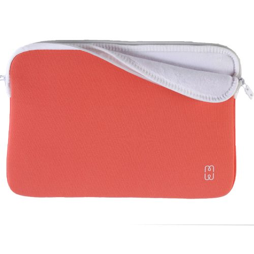 Coral red / White Sleeve for MacBook Air 13″ 2