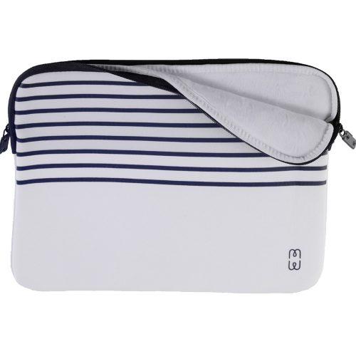 White Marinière for MacBook Air 13″ 2
