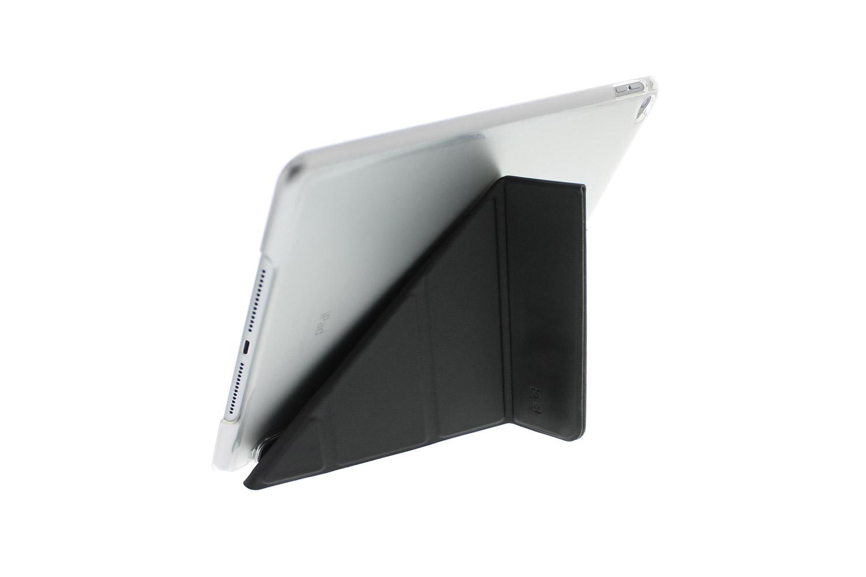 etui folio noir pour ipad air 2 vue debout mw. Black Bedroom Furniture Sets. Home Design Ideas