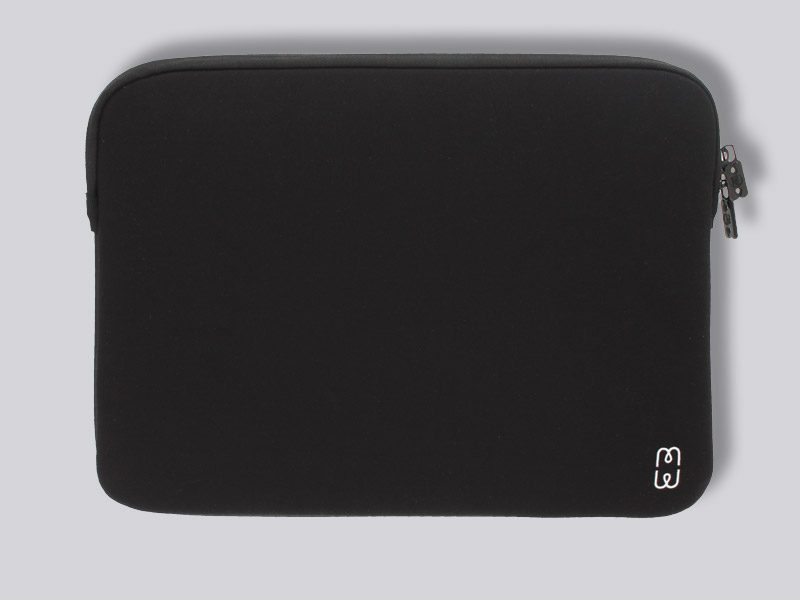 Housse pour macbook air 13 noir blanc mw for Housse macbook air 13