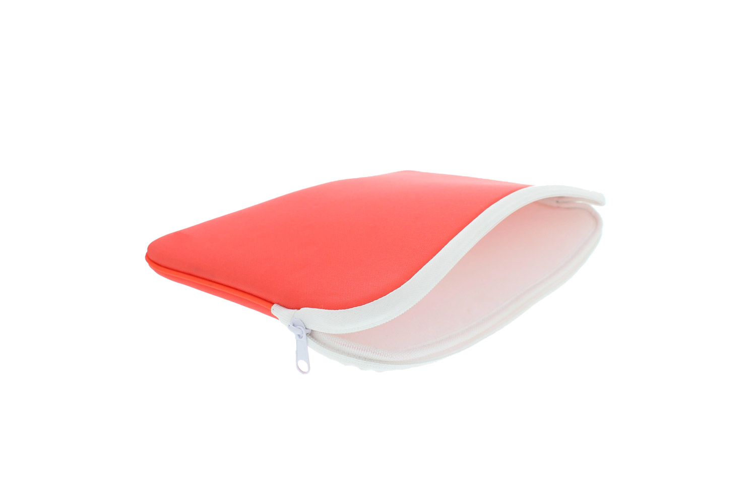 Housse pour macbook air 13 corail blanc int rieur mw for Housse macbook air 13