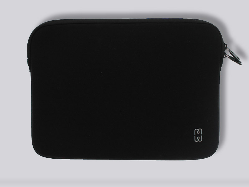 Housse pour macbook air 13 noir gris mw for Housse macbook air 13