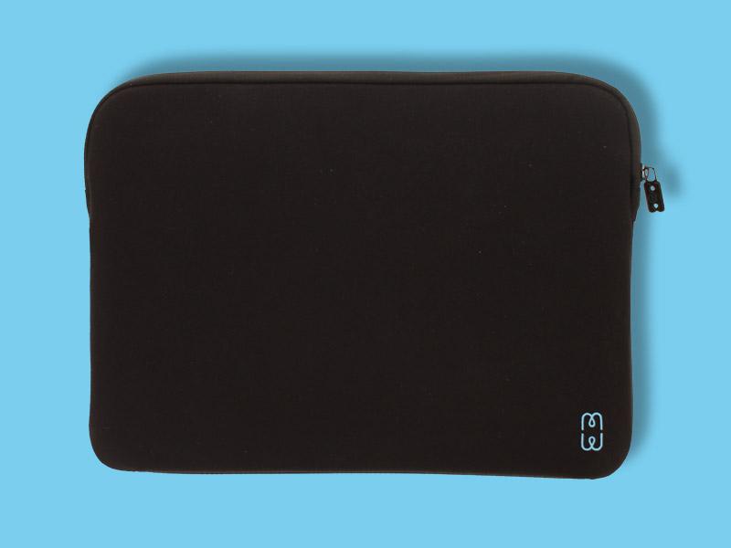 housse pour macbook pro retina 15 quot noir bleu mw