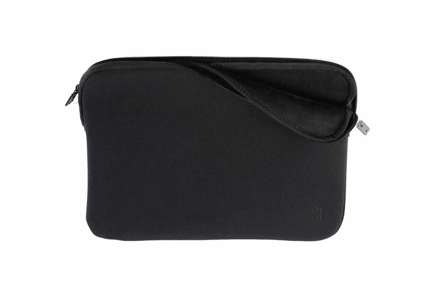 Black sleeve for macbook pro 15 late 2016 2 mw for Housse macbook 12