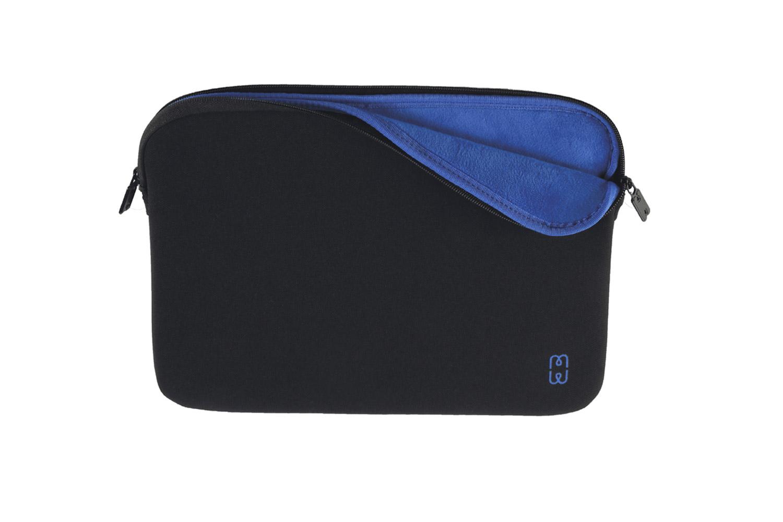 Housse pour macbook pro retina 13 noir bleu electrique for Housse macbook pro retina